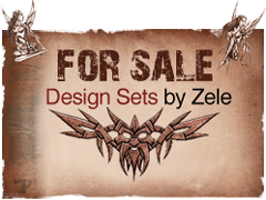 Sets for sale by Zele